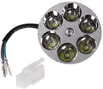 fxco Proyector con integrado , DC12 – 85 V motociclismo moto LED ...