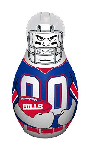NFL Buffalo Bills Tackle Buddy Punching Bag, Blue
