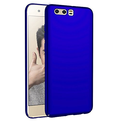 Price comparison product image Huawei Honor 9 Case Cover, Slim Protective Hard PC Scratch Resistant Shockproof (BLUE,  Huawei Honor 9)