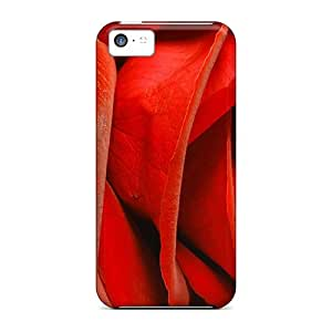 ILB19714SmQW Favorcase Rose Flower Wallpaper Free 83 Durable Iphone 5c Cases
