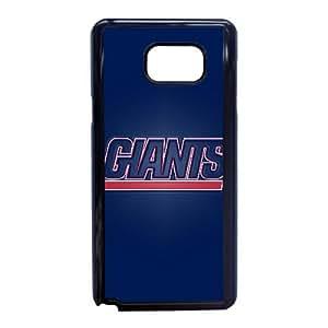 Funda Samsung Galaxy Note caja del teléfono celular 5 funda nuevos gigantes york Negro Z5Y6HU