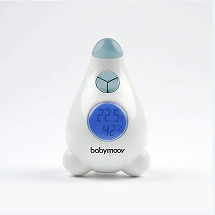 Babymoov - a037405 termómetro higrómetro: Amazon.es: Bebé