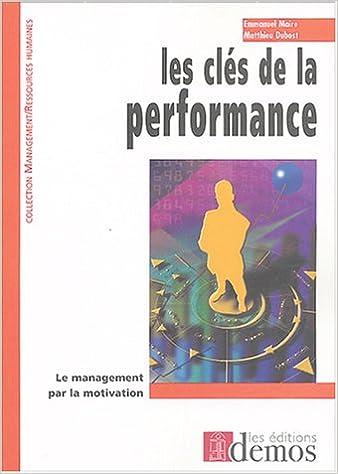 Livres gratuits Les clés de la performance pdf, epub