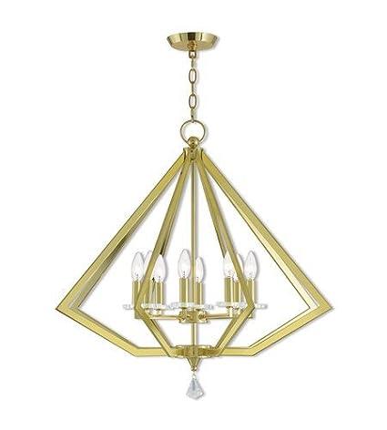 Amazon.com: Chandeliers Candelabra - Lámpara de techo (8 ...