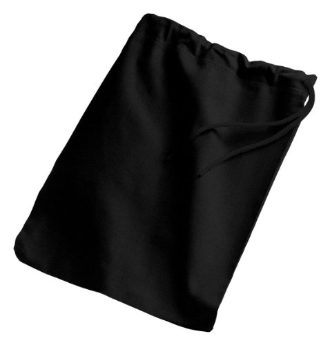 Port & Company - Shoe Bag, Black