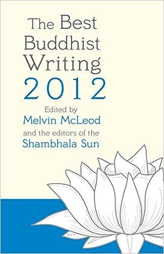 The Best Buddhist Writing 2012