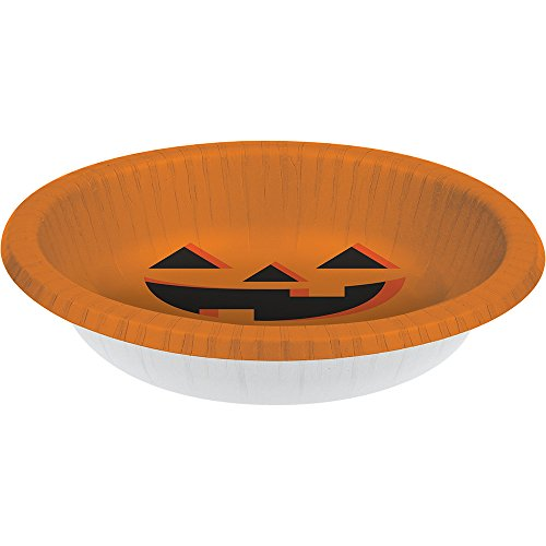 Creative Converting 96 Count Halloween Pumpkin product image