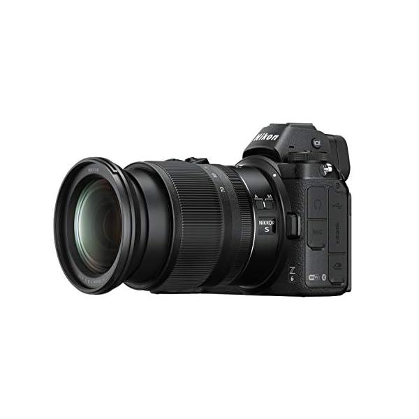 RetinaPix Nikon Z6 FX-Format Mirrorless Camera Body with 24-70mm Lens + Mount Adapter FTZ (w/ 24-70mm)