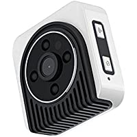 Ocamo Mini Wifi Wireless Camera HD 720P Infrared Micro Camcorders Portable Night Vision Motion Detection Camera Silver
