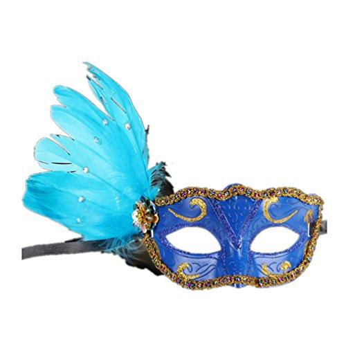 Pretty Woman Red Opera Dress Costume (Venetian Pretty Party Evening Prom Masquerade Mask,red)
