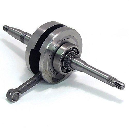 Ruima Performance Stroker Crankshaft (+2.5 mm stroke); GY6
