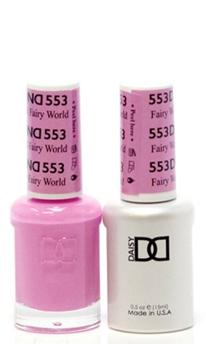 DND Gel & Matching Polish Set  + Buy 5 any color get FREE 1