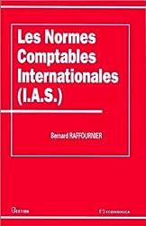 Les normes comptables internationales (IAS)