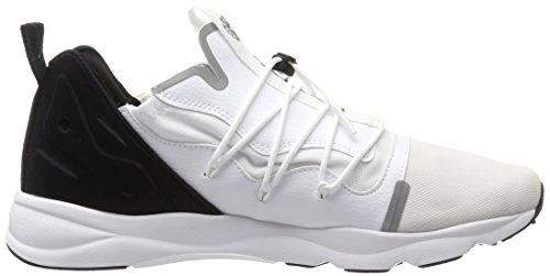 Reebok Herren Furylite X Sneaker Weiß (wit / Zwart)