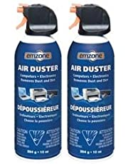 Emzone Air Duster 284g.10Oz -2 pack