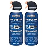 Emzone Air Duster 284g.10Oz -2 pack
