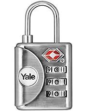 Yale Locks YALYTP132 TSA şifreli kilit, 32 mm
