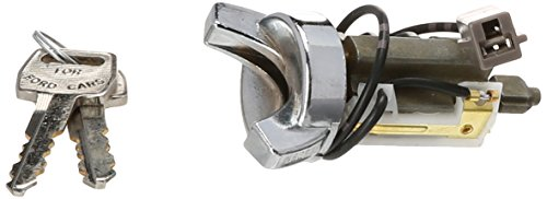 True Tech Ignition US104LT Ignition Lock Cylinder: