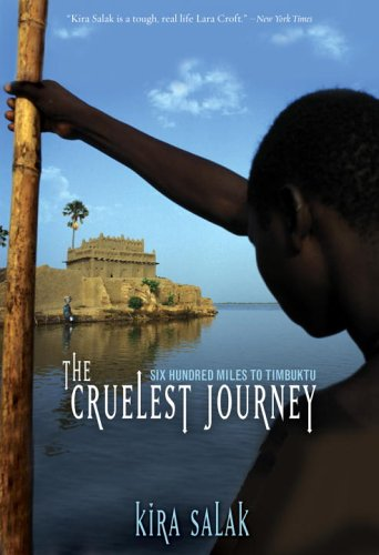 Book cover for The Cruelest Journey