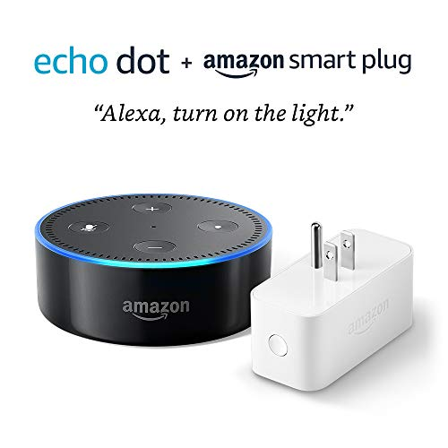 Echo Dot (2nd Generation) with Amazon Smart Plug Only $24.99 (Was $64.98)