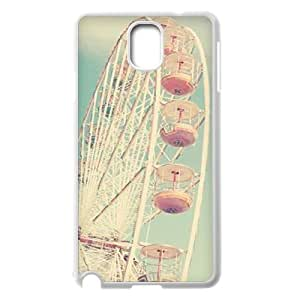 Clzpg Personalized Samsung Galaxy Note3 N9000 Case - Ferris wheel cover case