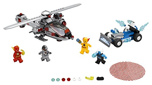 LEGO Superheroes Speed Force Freeze Pursuit 76098 Building Kit (271 Piece)