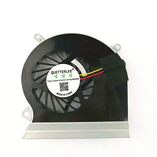 Cooler Para Msi Ge60 Ms-16gf Ge60 2qe 2qd 2pg 2pf 2pe 2pc Ms-16ga Ms-16gc Series Paad06015sl N284 E33-0800401-mc2 Fan