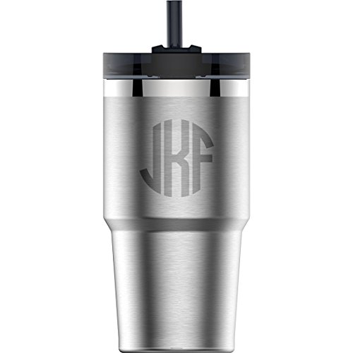 Personalized Stanley 20oz Vacuum Quencher / Tumbler with Fre