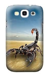 S0150 Desert Scorpion Case Cover for Samsung Galaxy S3
