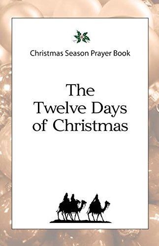 Christmas Season Prayer Book: The Twelve Days of Christmas pdf epub