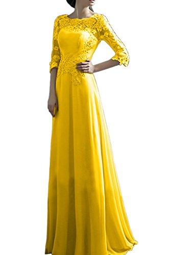 Missdressy - Vestido - para mujer dorado