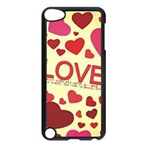 Popular Colorful HD pattern iPod Touch5 cover