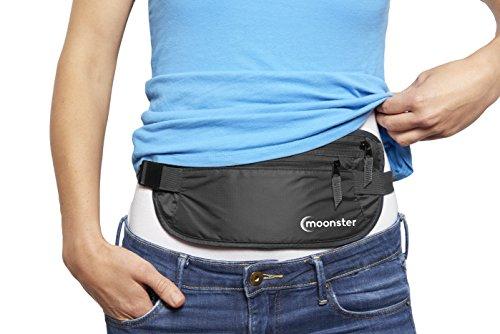 moonster-money-belt-hidden-travel-wallet-passport-holder-for-men-and-women-rip-stop-nylon-water-resi