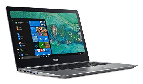 Acer Swift 3, 8th Gen Intel Core i5-8250U, NVIDIA GeForce MX150, 14