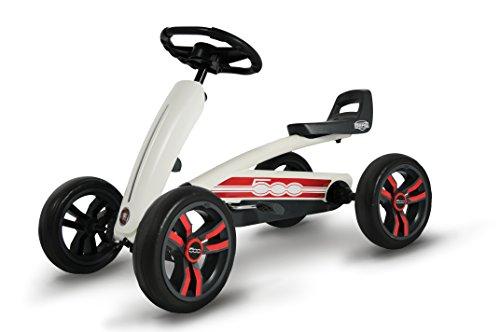 Berg Pedal Go Kart - Buzzy Fiat 500 - Indoor Go Karts