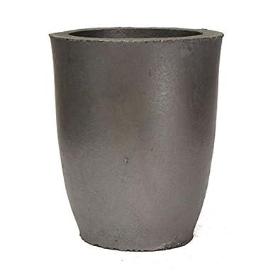 ZOYOSI 1-16kg Graphite Furnace Casting Foundry Crucible Melting Tool for Smelting 1KG