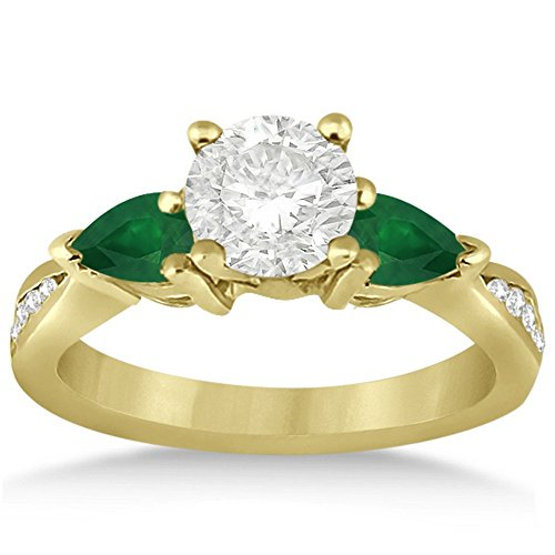 0.61 Ct Emerald Cut Diamond - 7