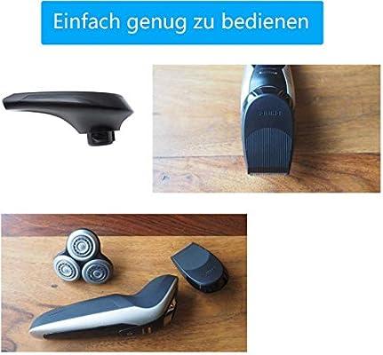 CP9061 Cabezal de Navaja de Afeitar para Philips RQ1 S7000 S9000 ...