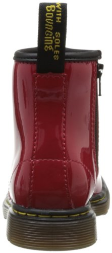 Martens Dr Brooklee Patent Girls Red n8AxdvYqvX