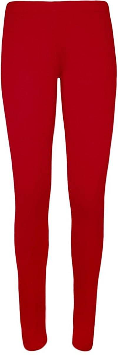New Womens Plus Size Full Stretch Viscose Leggings Trousers 8-22