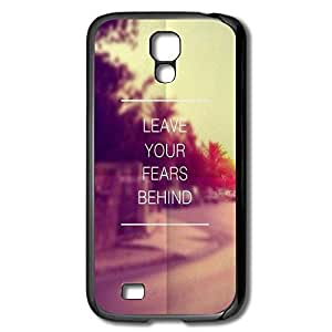 Galaxy S4 Cases Leave Fears Behind Design Hard Back Cover Cases Desgined By RRG2G