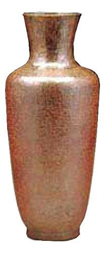 ''Roseville'' Copper Vase - 10 inch