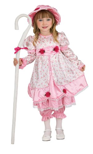 Little Bo Peep Costume, Small (Peep Costumes)