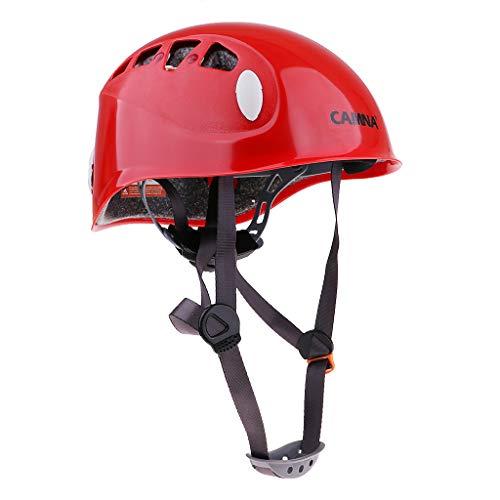 non-brand Fenteer Vent Multi Sport Casco Resistencia Al Impacto Casco De Seguridad Protector De Cabeza para Escalada En...