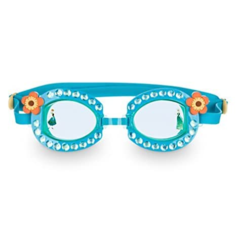 4d6b802109e Image Unavailable. Image not available for. Color  Disney Frozen Fever Anna  and Elsa Swim Goggles