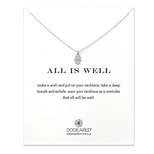 Make Necklace Wish A Dogeared (Dogeared Reminders-
