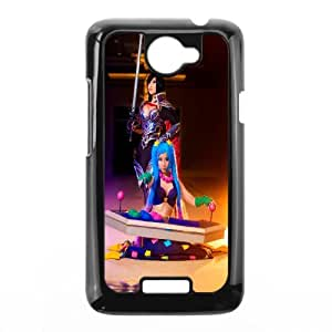 Custom Case League Of Legends for HTC One X P3X9237536