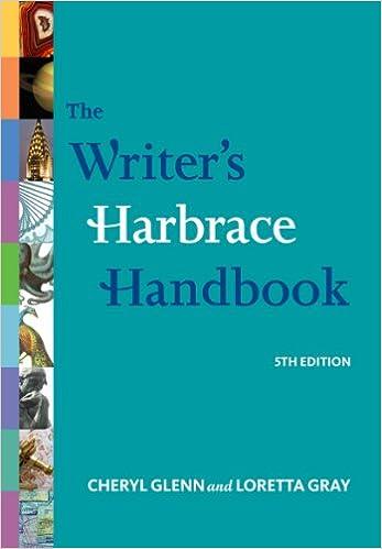 Amazon the writers harbrace handbook ebook cheryl glenn the writers harbrace handbook 5th edition kindle edition fandeluxe Images