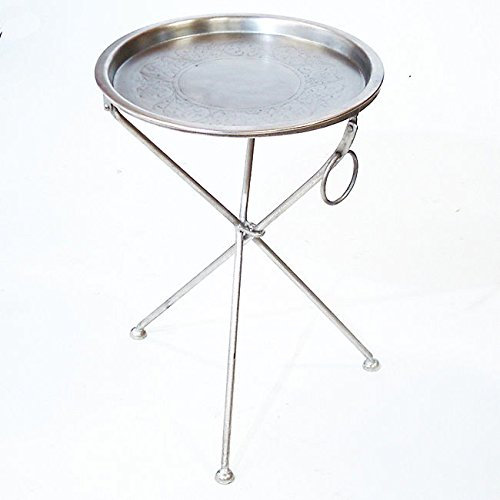 Metro Shop Collapsible Cocktail Tray Table (India)