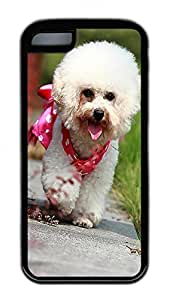 Distinct Waterproof Cute Little Dog Design Your Own for ipod Touch 4 Case